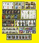 2009 All Commemorative Issues of Great Britain each Sold Separately Mint nh
