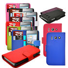 5 COLOUR LEATHER WALLET FLIP PHONE CASE COVER FOR HUAWEI ASCEND G510 U8951 T8951