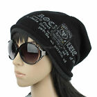 F1136 NEW UNISEX WINTER MEN WOMEN WARM BEANIE HAT VINTAGE CAP