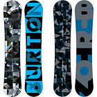 Burton Clash Flat Rocker Freestyle All Mountain Snowboards Channel 2016 NEU
