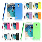 Frost 0.3mm Soft TPU Gel Skin Case Cover for Samsung Galaxy S4 S IV i9500 i9505