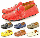 New Mens Designer Casual Loafers Moccasins Slip on Driving Shoes In UK Size 7-11