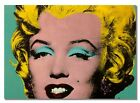 Andy Warhol Marilyn Monroe Green Modern Picture Famous Reproduction Poster