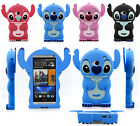 Cool New HelloDeere 3D Stitch Soft Silicone Case Cover Skin For HTC One M7