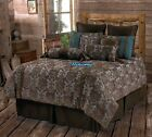 Western Rustic Country Fleur De Lis  Comforter Set FREE SHIPPING