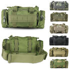 Molle Tactical Assault Military Belt Fanny Bag Traveling Pack Pouch Fishing #