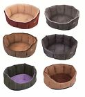 Luxury Washable Deluxe Modern Design Dog Pets Cats Beds Small Medium Extra Large
