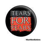 Tears For Fears Logo Pin Button Badge Fridge Magnet (Retro 80s)