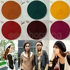 Fashion Warm French Tam Ceret Beanie Hat Cap Beanie for Women 16 Colors! Gifts