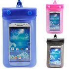 Waterproof Dry Bags Underwater Pouch Mobile Phone Case Cover for Samsung Galaxy