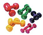 Vinyl Dumbbell (Choose Your Weight)