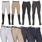 Womens Riding Padded Trousers Jumping Dressage Show Breeches Jodhpurs Size 24-36