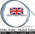 Shimano SRAM Ready PTFE Teflon Coatd Road Bike Cycle Pear Brake Cables x2 Inner