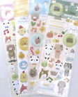 Animal Forest Choir Epoxy Sticker Sheet (Your Choice of Design)~KAWAII!