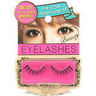 Daiso Japan Natural Beauty Eyelash Kit (1 pair) with Invisible Transparent Band