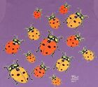 LADYBUGS-Beetles Bugs Insects Science Nature Glow in the Dar
