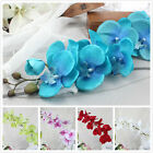Silk Flower Artificial Moth Orchid Butterfly Orchid Home Wedding Decoration Hot