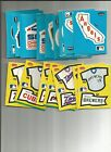 1985 Fleer Team stickers logos  and uniforms your choice of teams available on Ebay