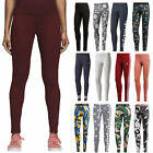 adidas Damen-Leggins Leggings Legins Trainingshose Sporthose Turnhose Hose