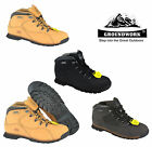GROUNDWORK MENS SAFETY SHOES STEEL TOE CAP WORK HIKING TRAINERS BOOTS GR66