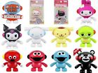 """Swing pets"" Solar Powered Dancing Action Figure Toys Kitty My Melody etc. Japan"