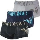 EMPORIO ARMANI BOXER TRUNKS STRETCH COTTON UNDERWEAR (BRAND NEW 100% AUTHENTIC)