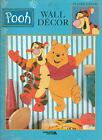 USED POOH WALL DECOR TIGGER PIGLET EEYORE PLASTIC CANVAS PATTERN BOOK