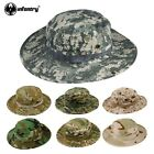 INFANTRY Boonie Bush Jungle Hiking Fishing Hat Cap Combat Ripstop Military Army