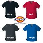 Dickies EDS 86706 Women's Scrub Top Pick Size & Color Buy 2+ items Ship $2 NWT