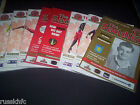 2013/14 WALSALL HOME PROGRAMMES CHOOSE FROM