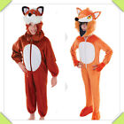 Child Boys Girls Fantastic Mr Fox Fancy Dress Costume Kids New Outfit Book Week