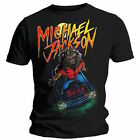 MICHAEL JACKSON - WEREWOLF (THIS IS IT/THRILLER) - OFFICIAL MENS T SHIRT