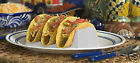 Taco Holder, Holds 3 Tacos, 4 Colors, Red, White, Blue, Black, Taco Shell Holder