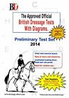 British Dressage Riding Tests With Diagrams 2014