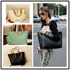 HOT!Korean Lady Women Hobo PU Leather Messenger Handbag Shoulder Bag Totes Purse