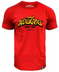 TSHIRT THUMBSDOWN MUAY THAI  IDEAL FOR MMA, TRAINING, CASUAL WEARS! TS320 RED