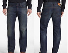 DIESEL Men 'Viker' Regular Straight Leg Jeans 0817G NEW NWT $178