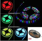 3528 SMD LED Flexible Strip Lights 5M 12 Volt 60 LED/M RGB Pure/warm white
