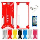 Arachnophobia Aluminum Transformer Metal Protector Case For Apple iPhone 5 5G 5S