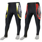 Cycle Trousers Padded Cycling Tights Leggings Bike Long pant Anti Bac Padding