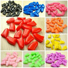 20 Soft Nail Caps w/Adhesive 5 Sizes for Canine Dog K9 FREE SHIPPING