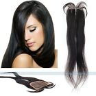 """10-24""""100% Brazilian Curly wave soft remy human hair 4""""x4""""full lace top closure"""