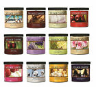 Village Candle - DOUBLE WICK SMALL DECOR PILLAR JAR 10oz - Choice Of Fragrances