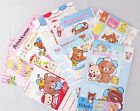 Rilakkuma Mini Letter Set (Your Choice of Design)~KAWAII