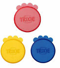 Paw Shaped Dog Food Cat Food Tin Lids Keep Wet Canned Food Fresh in 2 Sizes