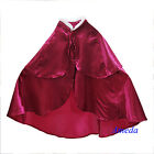 Girls Anna Princess Deluxe Light Pink Fur Two Layered Raspberry Cape Costume 2-8
