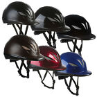 ADULTS HORSE RIDING JUMPING VENTILATED CYCLING SAFETY CAP HAT HELMET SIZES 52-61