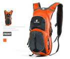Small Riding Cycling Hydration Backpack Bike Bicycle Pack Bag Running Sports