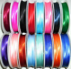 TOP QUALITY 19MM WIDE BIAS BINDING ACETATE SATIN, CHOOSE COLOUR & LENGTH