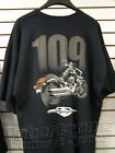 SUZUKI BOULEVARD C109 109 BLACK T-SHIRT  MEDIUM NEW MOTORCYCLE P/N 990A0-16112